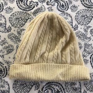 Ralph Lauren cable knit hat